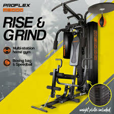 Torros G3 Home Gym Exercise Chart Proflex M9000 Multi Station Home Gym For Sale Online Ebay