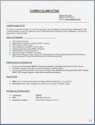 Best Resume Structure Resume Structure Download Resume Format Write The Best Resume