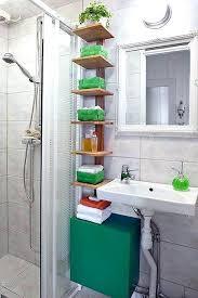 small bathroom shelf unit narrow bathroom shelves best images about small bathroom ideas on tall narrow