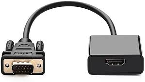 VGA to HDMI Adapter, SZYCD <b>VGA Male to HDMI</b> Female Cable ...