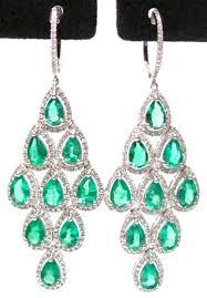 diamond chandelier earring cwcge202
