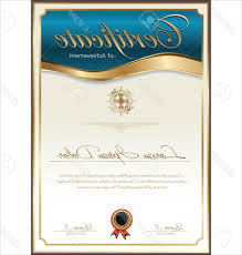top certificate template stock vector diploma library