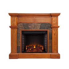 sei cartwright electric fireplace
