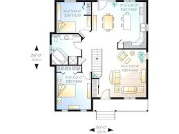 decoration simple one bedroom house plans wonderful 9 small story plan 1 a two in