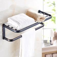 China <b>Flg</b> Oil Rubbed <b>Bath Towel Rack</b> Hanger <b>Bathroom</b> ...