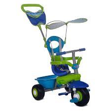 smart trike fresh in tricycle  blue  walmartcom
