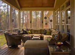 covered porch furniture. cozy porch feels like an extension of the house covered furniture