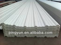 corrugated plastic roofing light weight corrugated plastic roofing sheet for shed house garden residential plastic