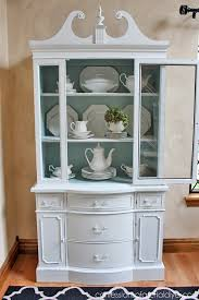 China Cabinet Styling Ideas | From traditional to modern to fun farmhouse  styling.