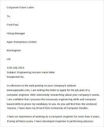 7 legal cover letters free sle