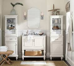 pottery barn bathrooms ideas. Cabinet Pottery Barn Bathroom Sink Console Makeup Vanity Table Ideas Decoration Kids Outlet Shelves Shelving Bathrooms P