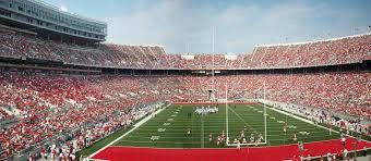 Ohio State University Football Stadium Seating Chart Ohio
