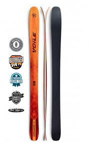 Backcountry Ski Size Chart Voile Supercharger Skis