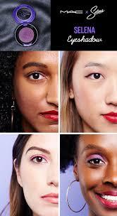here s what mac s selena makeup line looks like on actual people