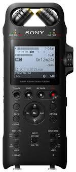 Портативный рекордер <b>Sony PCM</b>-<b>D10</b> — купить по выгодной ...