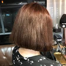 綺麗なラインで 美しい髪を提供します ブリーチスタイル おまかせださい