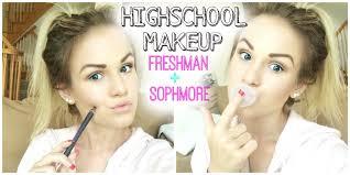 makeup ideas high makeup high makeup freshman u0026 sopre u2661 you