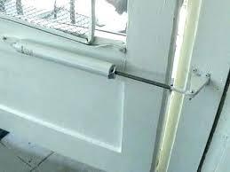 screen door opener storm door closer adjustment door closer repair screen door closer adjustment install door
