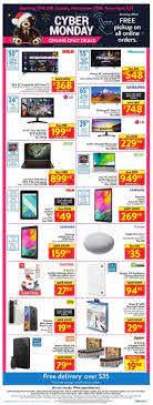 Walmart - Cyber Monday Flyer - 11/29 ...