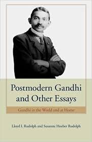com postmodern gandhi and other essays gandhi in the  com postmodern gandhi and other essays gandhi in the world and at home 9780226731247 lloyd i rudolph susanne hoeber rudolph books