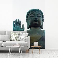 Bolcom Het Tian Tan Boeddha Beeld In Hong Kong Fotobehang Vinyl