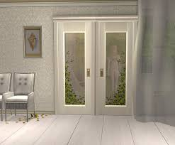 awesome frosted glass bedroom doors 18