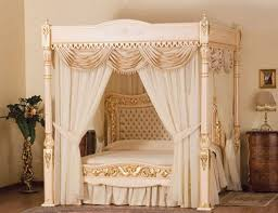 Canopy Bed Curtains In Inspirational Luxury Canopy Bed Curtains
