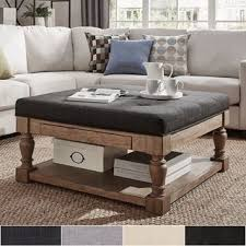 Image Glass Quick View Overstockcom Buy Ottomans Storage Ottomans Online At Overstock Our Best