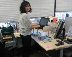 standing desk office. Renee Standing Desk Office