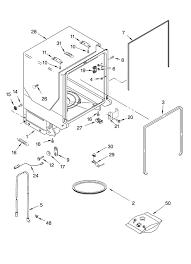 lg dishwasher inside. lg dishwasher ldf7551st parts list kitchenaid inside diagram plan e
