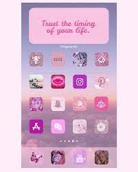 Prequel Icon Aesthetic Pink - Facebook ...