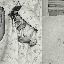 ethan 4 large scale graphite drawings of surreal adventures dreamers and