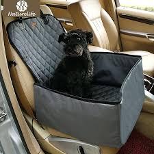 hammock pet seat cover waterproof dog car seat cover pet rear carrier mat waterproof dog car