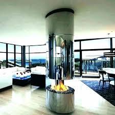 wood burning freestanding fireplace outdoor fireplace fireplace for fireplace wood stove mid century modern wood