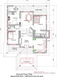 Kerala House Plan and Elevation   sq ft