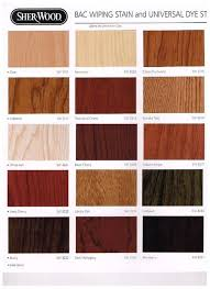 Sherwin Williams Stain Chart Stain Chart Can Be Viewed At Any Local Sherwin Williams