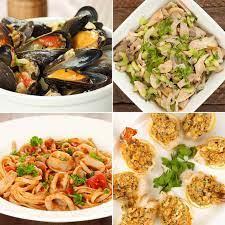 An italian christmas eve fish recipe: Holiday Menu Italian Christmas Eve Dinner Mygourmetconnection