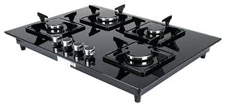 modern gas stove top. White Glass Gas Cooktops Modern Stove Top Euro Style . E