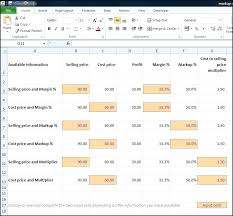 food percentage calculator margin formula excel food truck profit margin percentage calculator