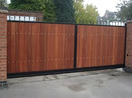 due to increasing demand for higher security we offer the option of a steel framed gate with a solid in fill this can be achieved using your choice of soft