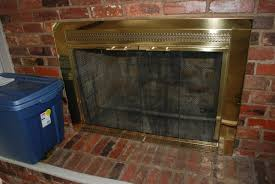 Stoll Fireplace Inc  Custom Glass Fireplace Doors Heating Fireplace Cover Lowes
