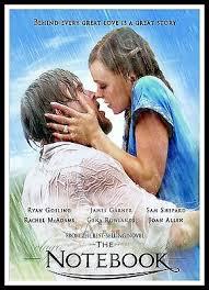 Romantic Movie Poster The Notebook Movie Posters Romance Classic Vintage Cinema Ebay