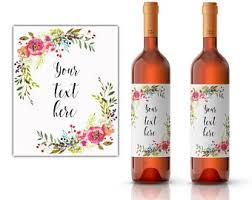 Free Printable Wine Labels Printable Wine Labels Uk Download Them Or Print