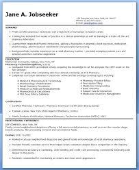 Pharmacy Tech Resume Template New Med Tech Resume Pharmacy Technician Resume Sample No Experience