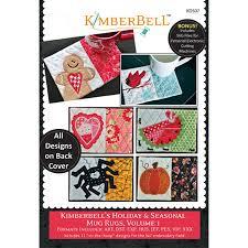 Kimberbell Designs Machine Embroidery Cd Kimberbells Holiday Seasonal Mug