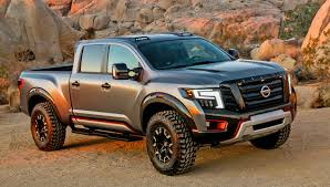 Nissan's Titan Warrior Concept: How Close to Production ...