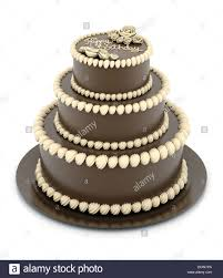 Beautiful Wedding Cake Stock Photo 59561890 Alamy