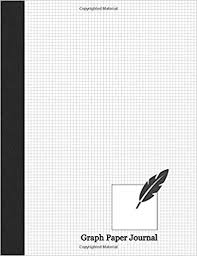 Graph Paper Journal 1 8 Inch Rule 180 Pages Ij Publishing Llc
