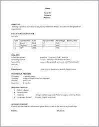 How To Make A Perfect Resume Perfect Resume Template Our Builder Allows You To Create How Make 78