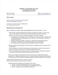 Pharmaceutical Regulatory Affairs Cover Letter. regulatory compliance resume  objective resume sample for